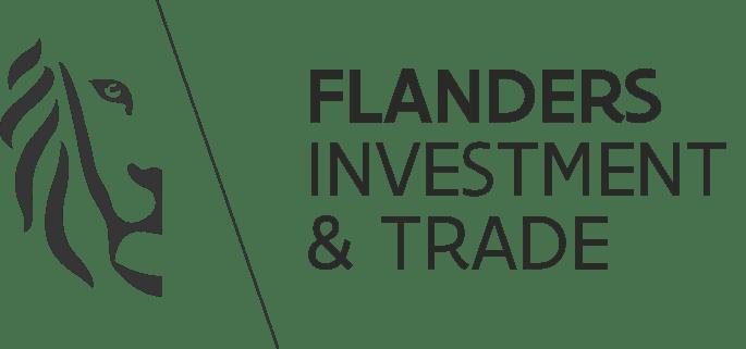 logo flandres investissement et commerce