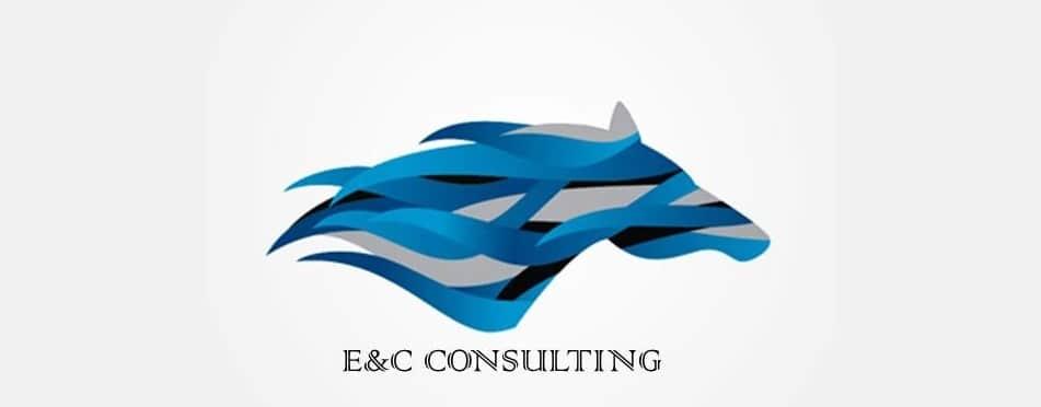 Logo E & C